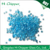 Ozean Blue Colored Glass Beads für Swimming Pool Decoration