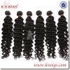 Capelli umani brasiliani del codice categoria dei capelli umani dei capelli superiori del Virgin