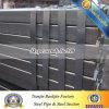 Heißes galvanisiertes ERW Fluss-Stahl-Quadrat-Rohr 40X40mm