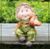 2014 Canton Fair Смола Cute Сад Детский Декор (NF14102-1)