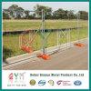 Clôture temporaire Barricade/ clôture temporaire de feux de croisement galvanisé à chaud