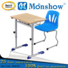 Mesa e cadeira ajustável única para mobiliário escolar do aluno (MXS158II)