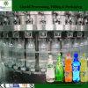 Automatique 3 en 1 usine de remplissage d'eau gazéifiée