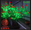 Светодиод Рождество бонсай дерево лампа