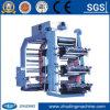 Hoge snelheid 100m/Min Niet-geweven Flexographic Machine van de Druk Fabrics/Paper/Film