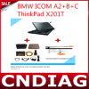 voor BMW Icom A2+B+C Thinkpad X201t Touch Screen met Latest 2014.11 Rheiggold Software
