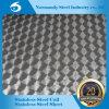 AISI 410 Edelstahl-Blatt mit Muster für Aufbau
