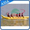 Barca di banana gonfiabile del tubo, barca gonfiabile dello squalo, barca di banana dell'acqua
