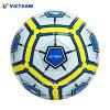 最新のデザインカスタムロゴのトレーニングのサッカーボールOEM