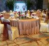 Tampa da cadeira do poliéster do banquete