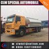 16 M³ Carro del rociador del betún del carro del distribuidor del asfalto