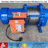 Argano elettrico della gru della fune metallica di Kcd 1-2t 380V (fabbrica, ISO9001)