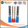 HRC45-68 2/3/4 flûtes Moulin d'extrémité en carbure de tungstène