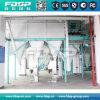Uso de la industria Fuente de fábrica Planta de pellets de alimentación de pollo