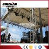 Preiswertes Preis-im Freienkonzert-Stadium gewölbtes gebogenes halb Kreis-Metallaluminiumbinder-Dach-System
