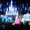 Decoration Light LED Castle休日の王女のテーマパークの装飾