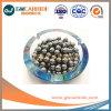Pulido de alta calidad de las bolas de carburo de tungsteno