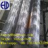Rete fissa rivestita del campo della giuntura di cerniera del PVC di vendita diretta della fabbrica