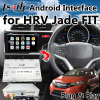 Plug and Play Android GPS Navigator pour Honda HRV avec Mirrorlink USB/sans fil, WiFi, APP, la navigation en ligne