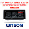 Grande automobile DVD dello schermo di Witson 8.8  BMW per BMW 3 serie F30/F31/F34 (2013-2016) di /4