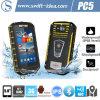 5インチFHD IPS Mtk8382のクォードのコアNfc IP68は防水する険しくスマートな携帯電話(PC5)を