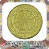 Красивые торжественного металлические монеты с использованием предметов антиквариата латунные покрытие