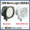 Luz do trabalho do diodo emissor de luz do Ns-Rd 35W 50W do grupo de Nssc para o caminhão fora da luz do trabalho da microplaqueta do CREE do veículo de estrada
