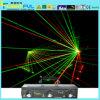 RGB Laser van de Straal van de Kleur toont het Licht van de Laser van de Disco (730MW)
