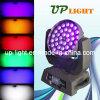 36 * 18W Rgbwauv 6en1 Lavado Etapa de iluminación LED