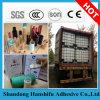 Adesivos de papel Zg-260A da câmara de ar de Shandong Hanshifu