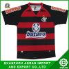 Football Polo T-Shirt del Men di stampa per Sports (AG l'8 agosto 0813 (R&B))