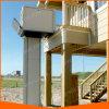 セリウムの証明書との無効のための車椅子階段上昇のプラットホーム