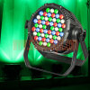 LEDの防水標準ライト(54PCS *3W) /RGBWの段階の照明