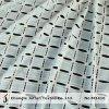 Tessuto molle del merletto del cotone della tessile per l'indumento (M3416)