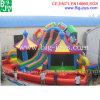 膨脹可能なスライドの娯楽水公園(BJ-KY18)