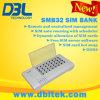 DBL SIM는 절단하는다 종료 SIM 은행 (SMB32)를