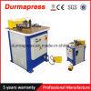 Machine de entaille hydraulique de cornière fixe inoxidable de la plaque 3*200