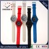 2015 lange Band-Uhr Schweizer BEWEGUNGEN Silikon-Uhr (DC-991)