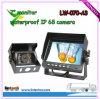 Système de secours d'appareil-photo de voiture de fil de vision nocturne de FCC de la CE