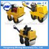 Kleiner hydraulischer doppelter Trommel-Straßen-Rollen-Maschinen-Preis