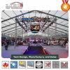 Tienda transparente grande del acontecimiento para el combate de boxeo
