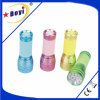 Linterna, Portable Mini Flashlight con Color Choices, Torch