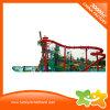 Cour de jeu géante de glissière de jouets de gosses de syndicat de prix ferme de Swmming de matériel de jeu de stationnement de l'eau