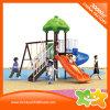 小さい屋外の遊園地の子供は販売のためのスライドをもてあそぶ