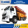 XCMG 공식적인 제조자 Hb46k 46m 트럭에 의하여 거치되는 구체적인 유압 펌프