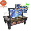 Ocean King 3 Dragon monstre de puissance se réveiller et de pêche du poisson Hunter Arcade de tournage vidéo Machine de jeu de pêche