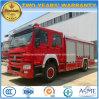 Caminhão do motor de incêndio de Sinotruk HOWO 4X2 10 o incêndio toneladas de caminhão da luta contra