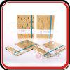 Plata personalizada lámina caliente CYMK Imprimir Kraft Natural Hardcover A5 Bloc de notas