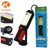 Indicatore luminoso ricaricabile magnetico del lavoro della torcia elettrica portatile della PANNOCCHIA
