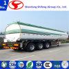 60t de bulkVrachtwagen van de Tanker van de Tank van de Vervoerder van Bulker van het Cement/Semi Aanhangwagen